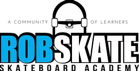 Rob Skate Skateboarding Lessons San Leandro CA Logo