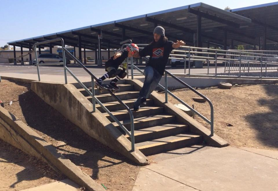Skateboarding Training at Rob Skate Academy