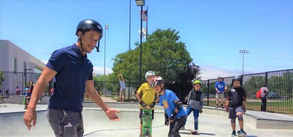 Rob Skate Leadership Program