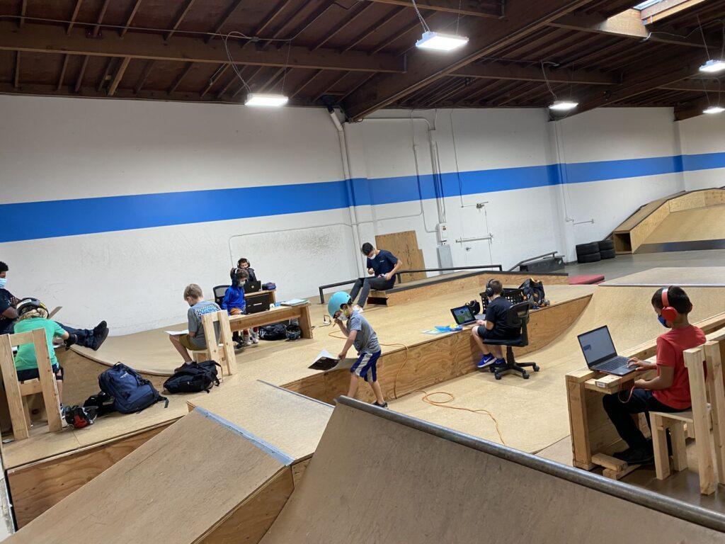 Rob Skate School Program