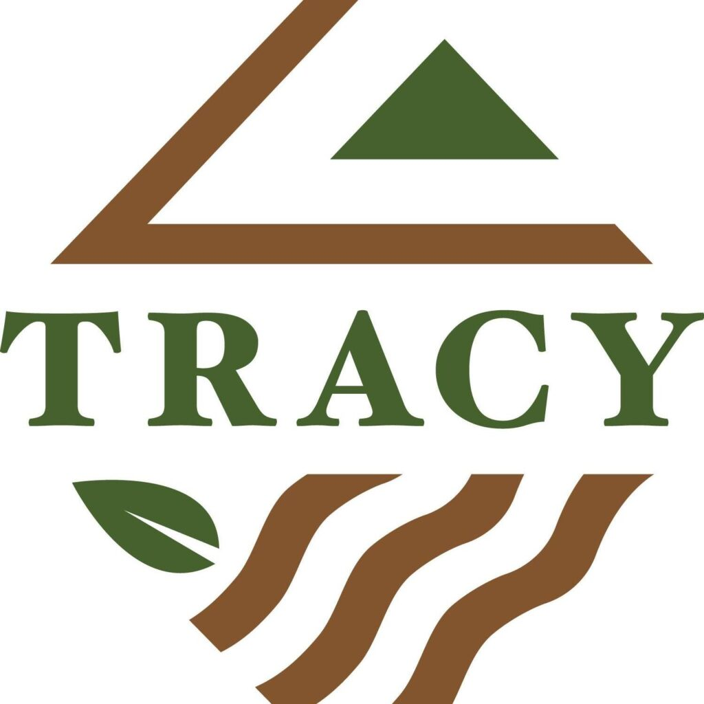 Tracy city logo