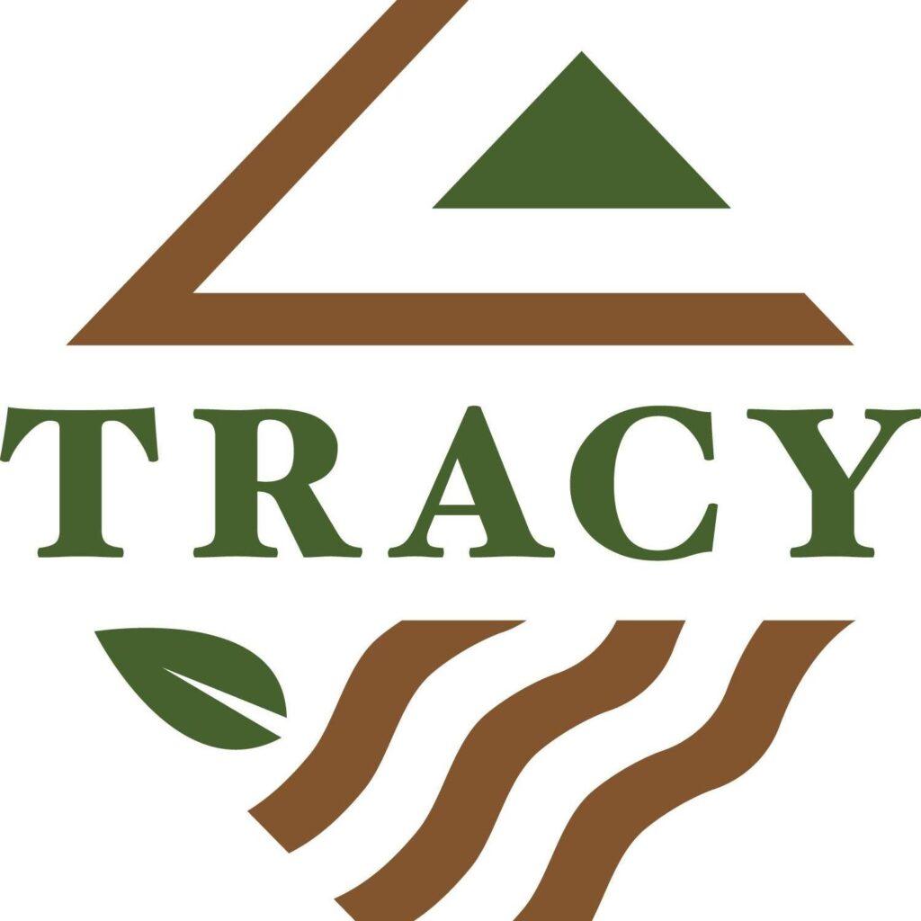 Tracy city logo
